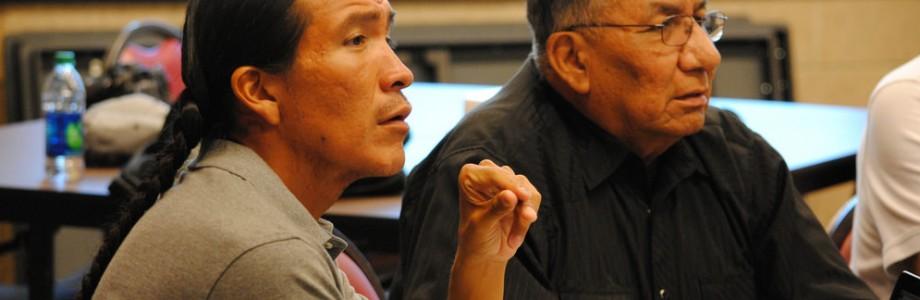 Denny Gayton & Gabe Black Moon, LSI 2014